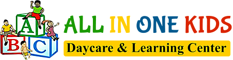 All in One Kids Day Care and Learning Center Logo